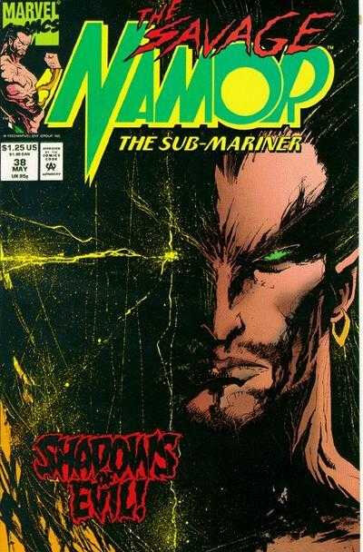 namor the sub-marine 1990 38