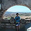 Banc forteresse (Naxos, août 2012)