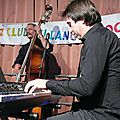 Raphaël Lemonnier Quintet avec Michel Pastre et Tricia Evy