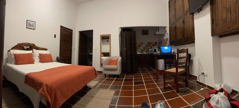 mon hébergement au Portugal
