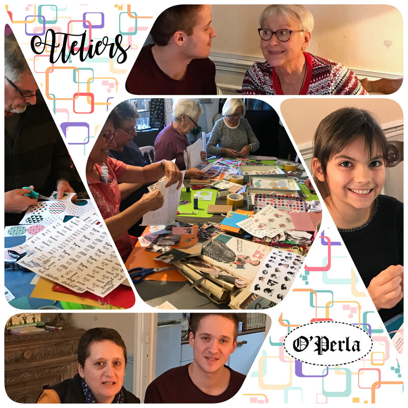 collage ambiance ateliers