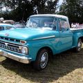 Ford F-100 custom cab flareside de 1966 01