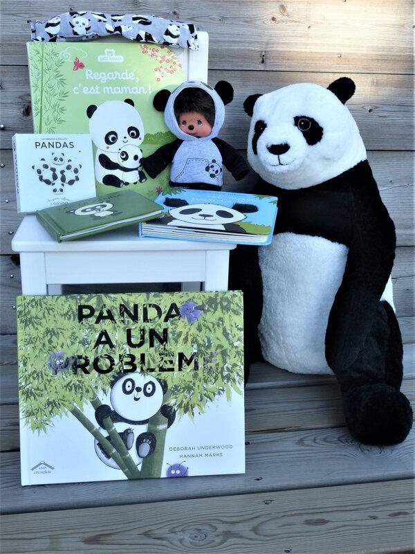 Pandas en folie