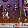 Hors-saison challenge séries 2018 #6 : how to get away with murder