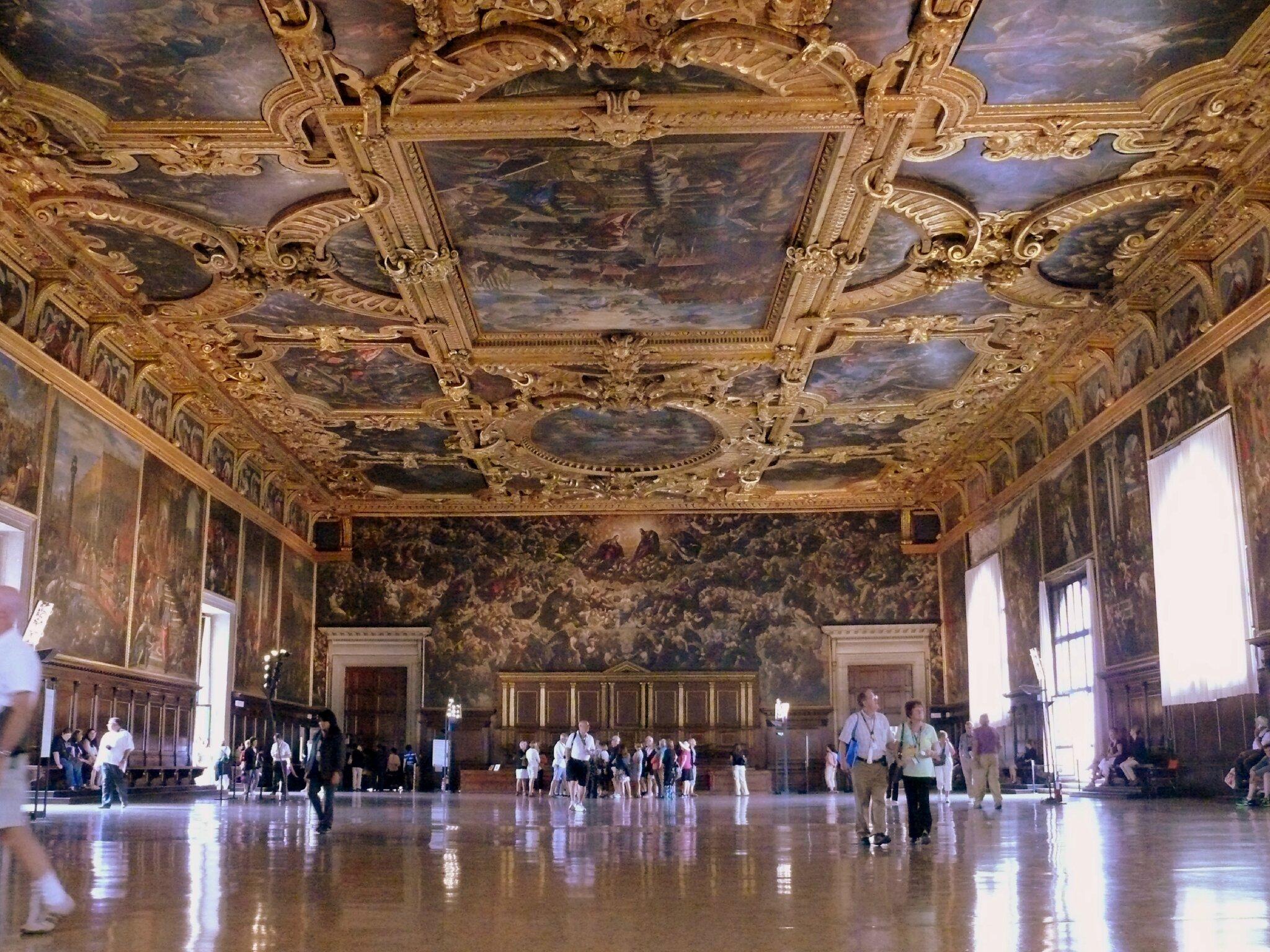 15 09 13 (Venise - Palais des Doges)053