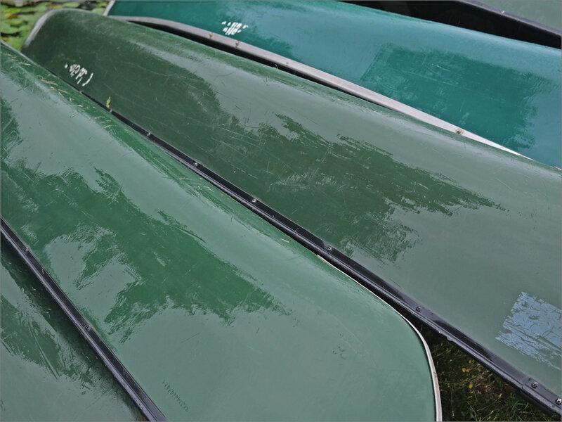 Niort pluie matin 110819 ym 34 canoés verts