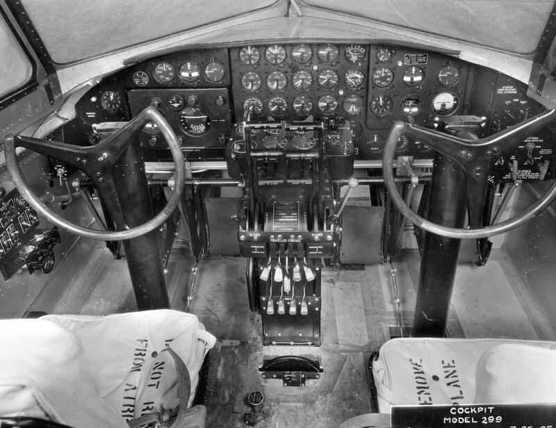 Instrument-Panel-Boeing-Model-299
