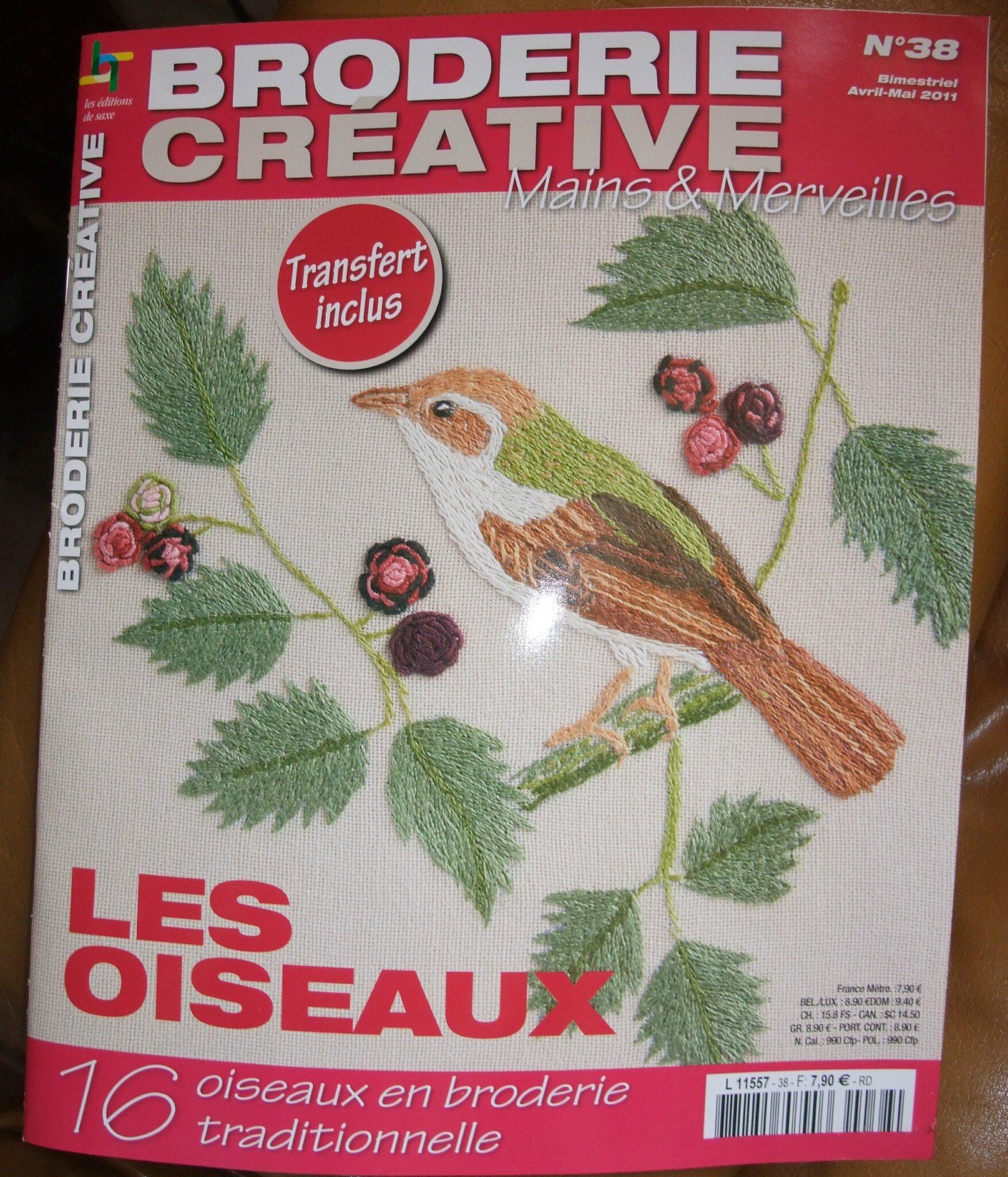 broderie creative-oiseaux