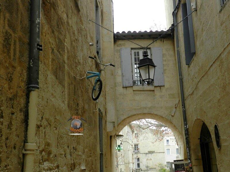 Rue Montpellier