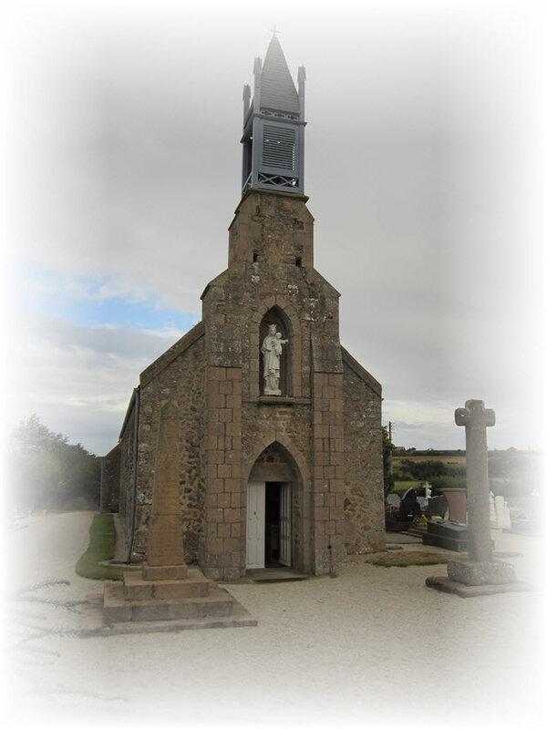 Eglise de Vrasville