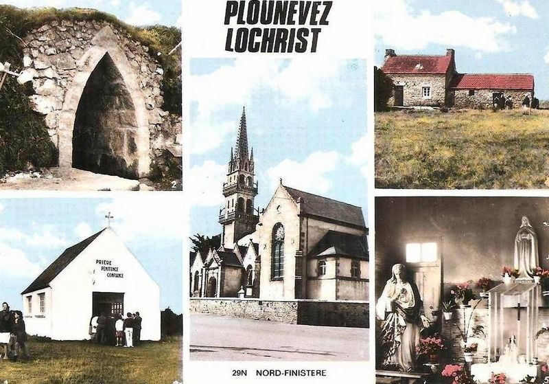 Plounevez-Lochrist, Kerizinen