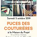 Affiche puces 2019 - v