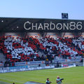 Tifo Red Sharks contre Moanco- mars 09