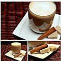 Recette du chai tea latte