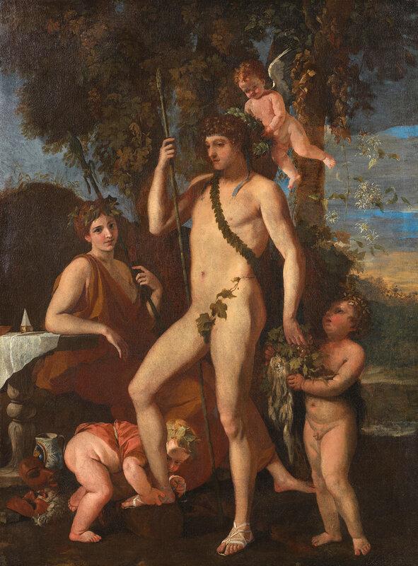 Nicolas Poussin, Bacchus-Apollo
