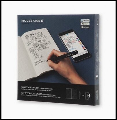 colette moleskine smart writing set