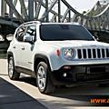 Réservation jeep renagade automatique à casablanca