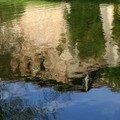Lot et Garonne Casseneuil reflets 31-08-07