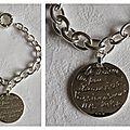 Bracelet Déclaration d'amour - 31 €