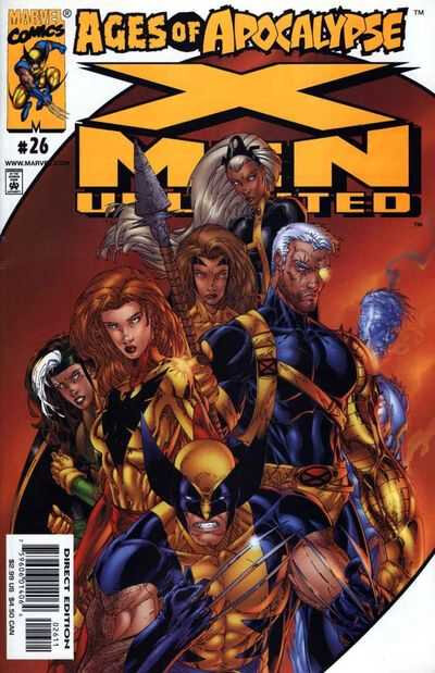 x-men unlimited 1993 26