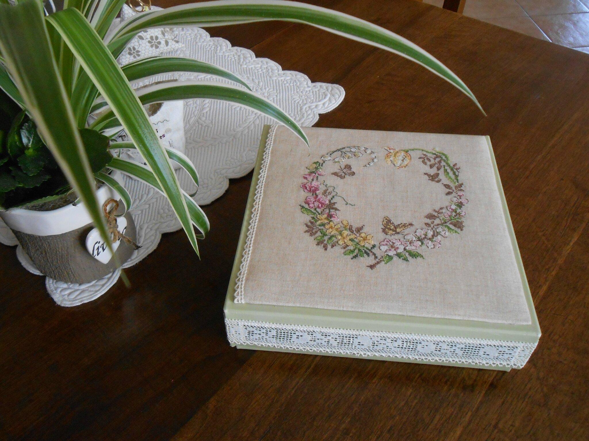 boîte coeur aux papillons 3