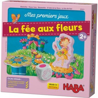 Boutique jeux de société - Pontivy - morbihan - ludis factory - Fée aux fleurs