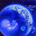 Toute la vie cellulaire est régit par la lumière biophoton de l'adn qui la dirige à distance .
