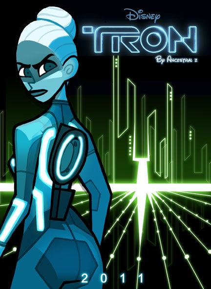 Tron Legacy Gem