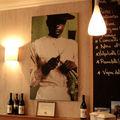exposition à la Barcarola d'Angelo, Paris, 2006
