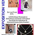 Exposition de bijoux blacksmith bijoux