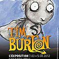 Tim burton - l'exposition