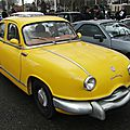 Panhard dyna z luxe 1956-1959