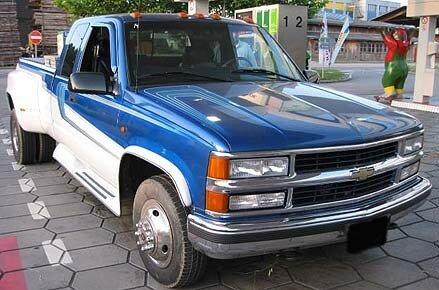 Chevrolet Pickup SLT 7.4 L V8 4 x 4 - 1997