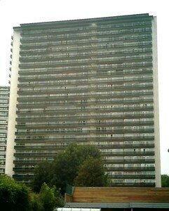 Immeuble Bruxelles - appartement