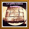 Brownie simple et rapide (au tm ou sans)