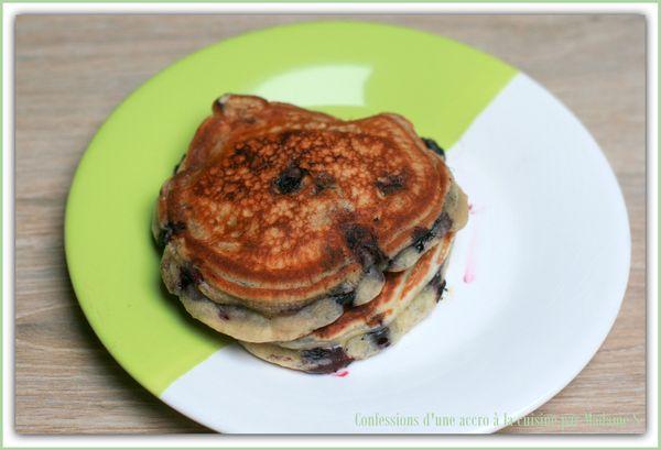 Pancakes yaourt 009