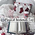 Tag # 47 : magical bookmas tag