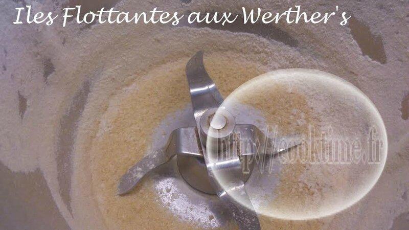 Iles Flottantes aux Werther's1