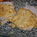 Filet mignon de porc au maroilles