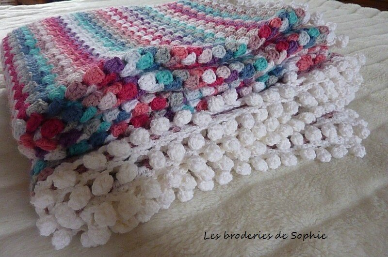 couverture crochet granny (8)