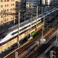 Shinkansen 500 Hakata eki