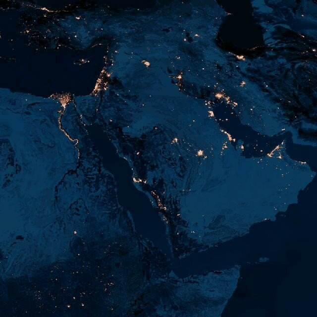Middle-East-night