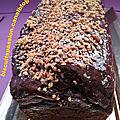 Le Banana bread double chocolat, hyper moelleux au yaourt grec 047