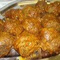 Le couscous aux poissons tunisien
