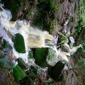 Glaswaldsee - cascade
