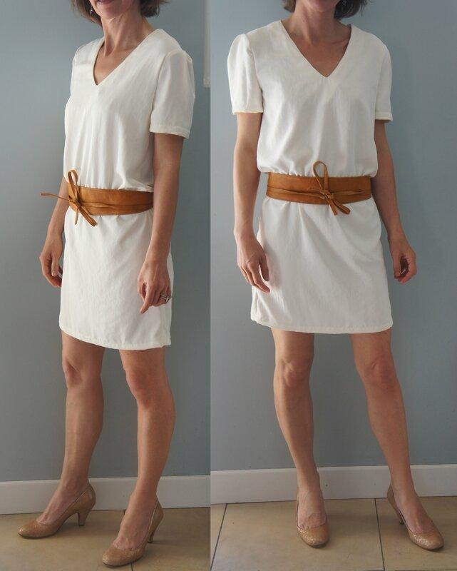 robe blanche 3