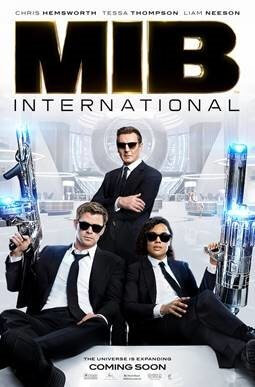 MIB International affiche