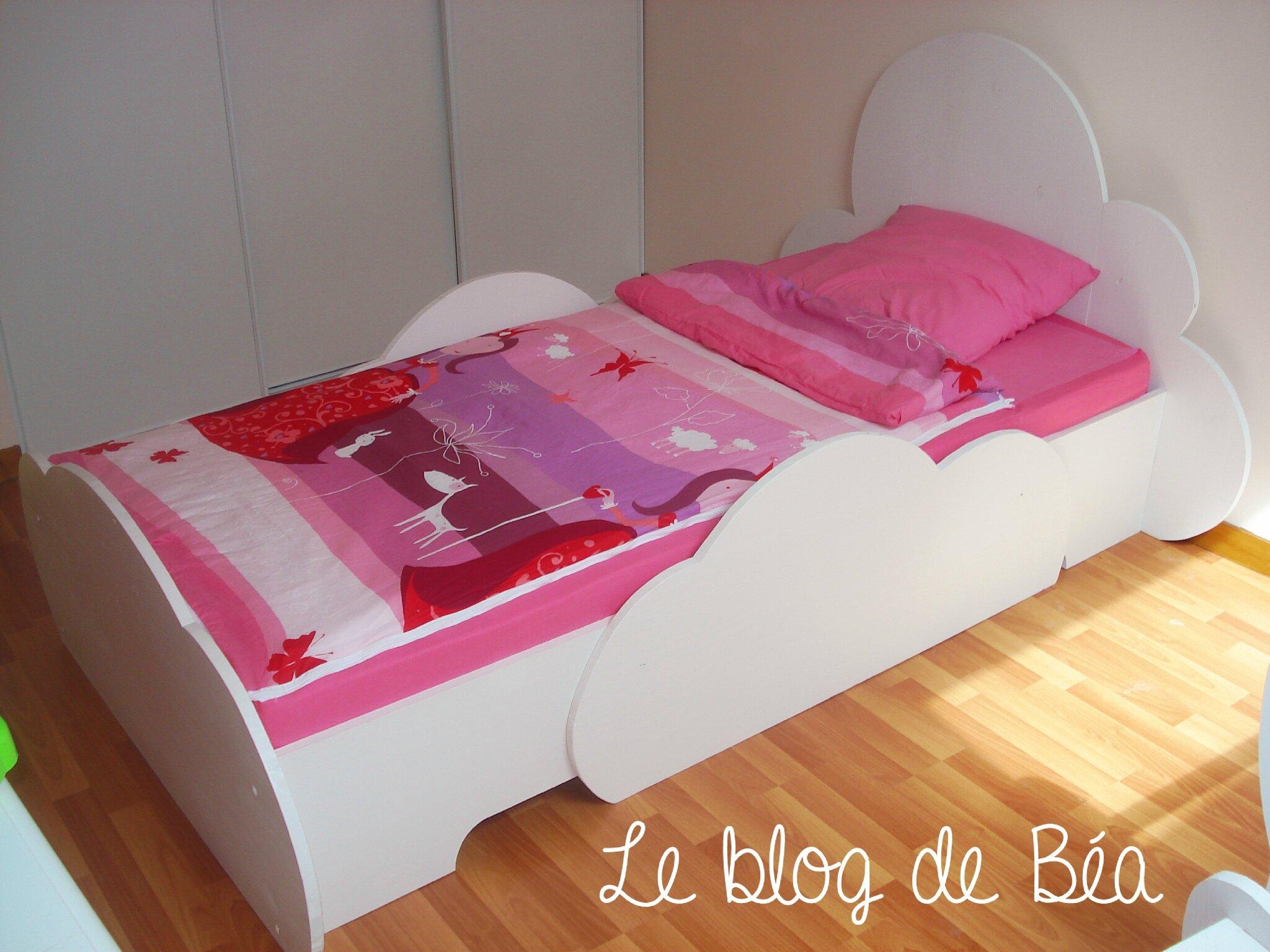 Fabriquer Un Lit En Bois pas à pas pour fabriquer un lit pour enfant - le blog de béa