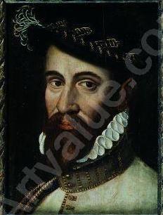 Portrait du duc de Guise, autrefois identifié au roi Henri II