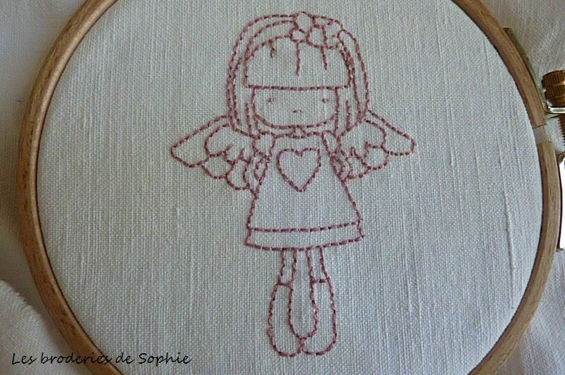 broderie ange